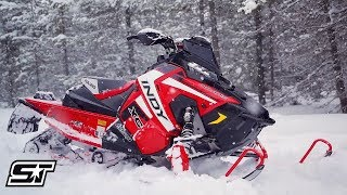6. Full Review of the 2019 Polaris 850 INDY XC 129