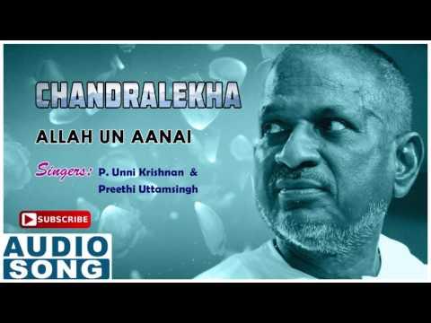 Video Allah Un Aanai Song | Chandralekha Tamil Movie Songs | Vijay | Vanitha | Ilayaraja | Music Master download in MP3, 3GP, MP4, WEBM, AVI, FLV January 2017