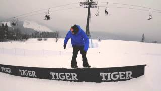 Steadicam Smoothee - Snowboard Edit filmed by Upartus Films