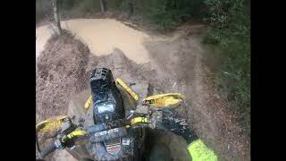 9. 2019 Can Am Renegade and Outlander 1000r XMR's Mudding | Tiger Tail Rescue