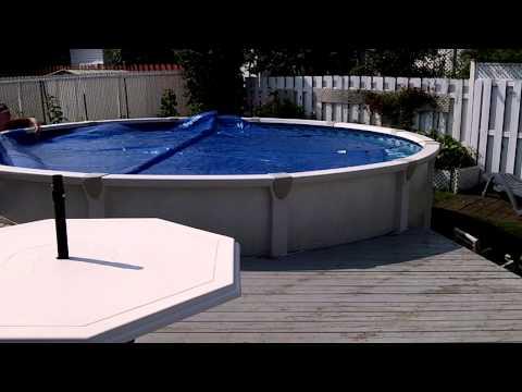 Rouleau pour toile solaire nouveau produit spas Rouleau toile de piscine