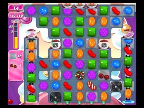 Candy Crush Saga Level 2260 - NO BOOSTERS