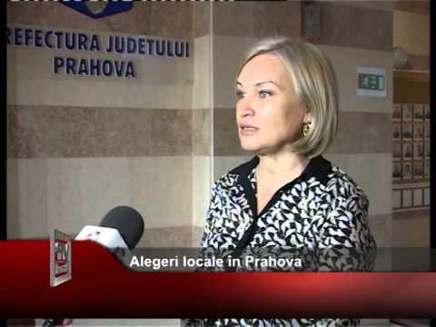 Alegeri locale în Prahova