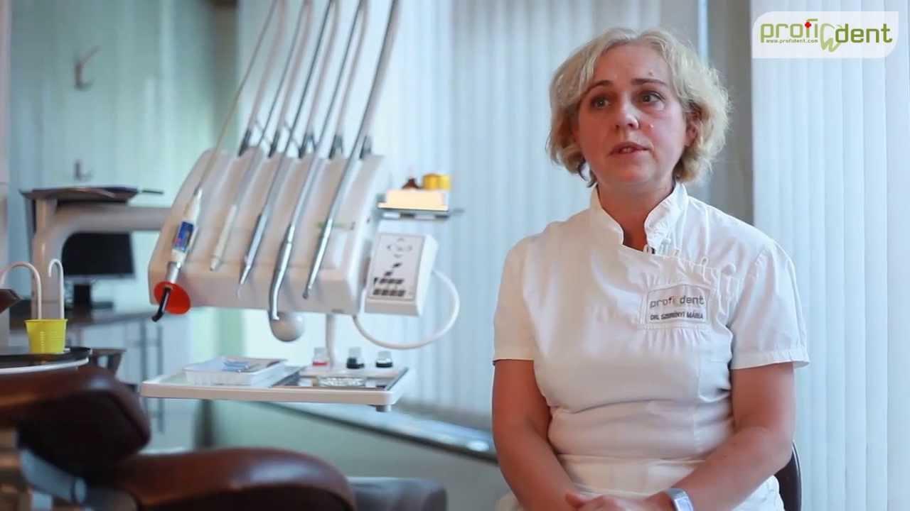 Interjú dr. Szerényi Máriával a fogszabályozásról