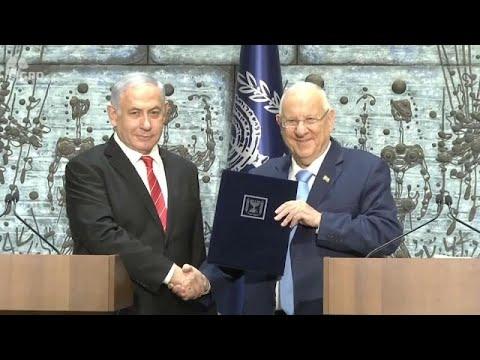 Israel: Präsident Rivlin beauftragt Netanjahu mit der R ...