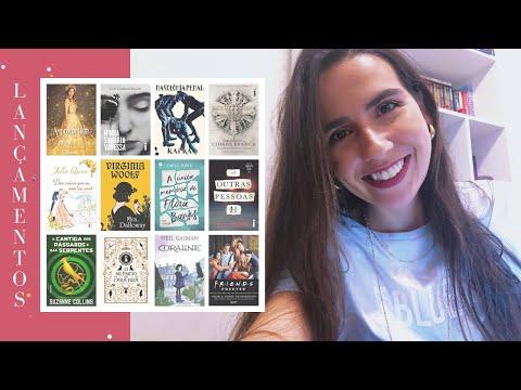 LANÇAMENTOS DE LIVROS - MAIO/JUNHO 2020 ? | Ana Carolina Wagner
