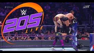 Nonton Wwe 205 Live 4 April 2017 Highlights   Wwe 205 Live 4 04 2017 Highlights Film Subtitle Indonesia Streaming Movie Download