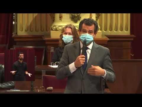 """Company: """"Con Armengol, ni salud ni economía en Balears"""""""