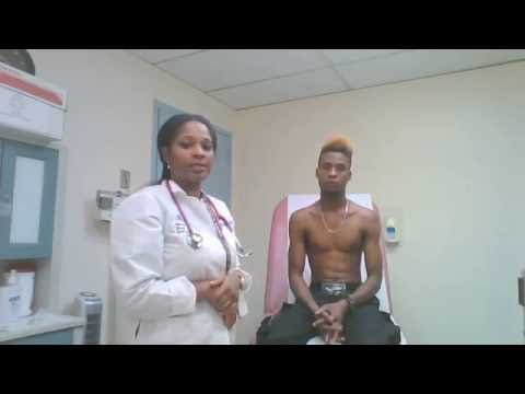 HEAD TO TOE ASSESSMENT (FNP STUDENT)