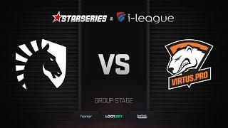 Liquid vs Virtus.pro, map 1 inferno, StarSeries i-League Season 4 Finals