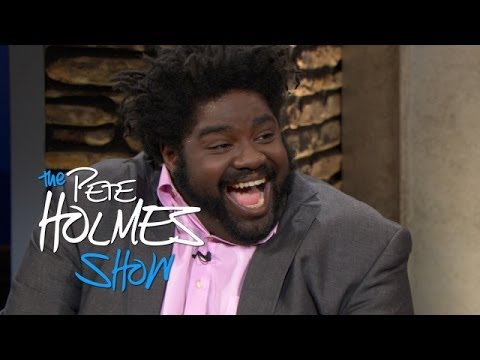Ron Funches Is The Human Mayor Of An Animal Town