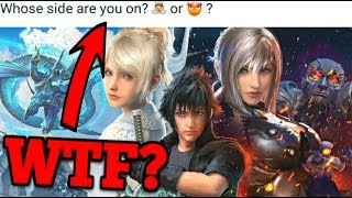 Final Fantasy XV A New derpy derpfest Empire has somehow managed to inspire yet another rant out of me. Twelve praise have...