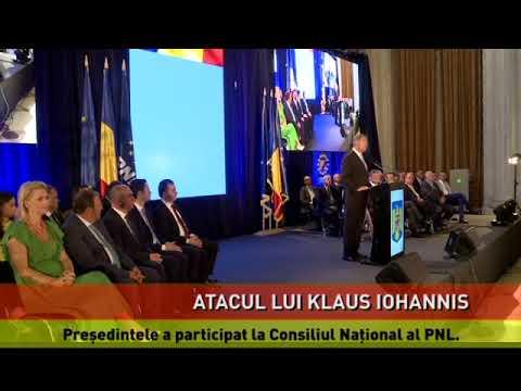 Atacul lui Klaus Iohannis