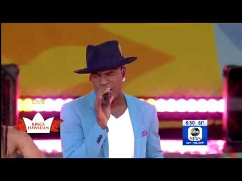 Ne-Yo performs 'Miss Independent' on Live GMA (HD)
