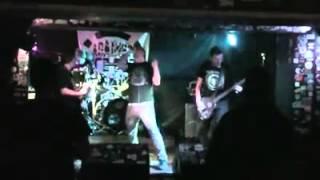 Video Against The Grain - klub 007 - 21.11. 2015