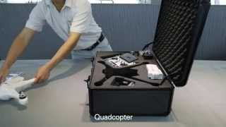 WALKERA SCOUT X4 Unbox and Assemblage