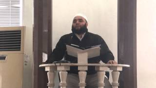Rëndësia e Kohës - Hoxhë Fatmir Latifi (Xhamia e Uhudit - Shkup)