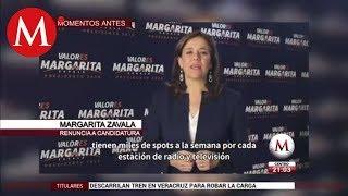 Video Mensaje de Margarita Zavala tras su renuncia a la candidatura MP3, 3GP, MP4, WEBM, AVI, FLV Agustus 2018