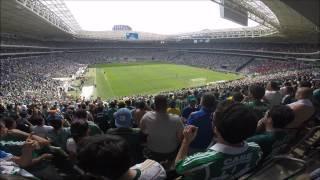 Jogo válido pelo campeonato Brasileiro 16,08,15