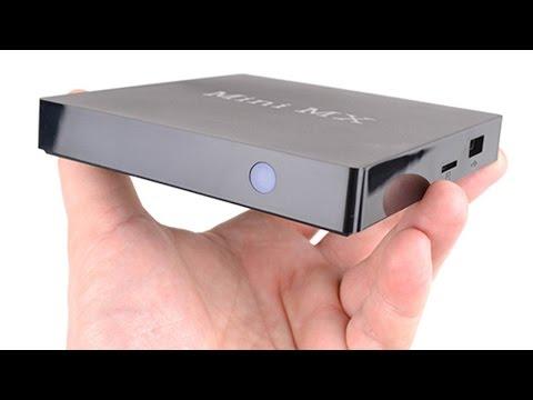 Mini MX Android 5.1 Amlogic S905 2GB/16GB BT4.0 1000M LAN 2.4G/5.8G TV Box Android Mini PC from BG