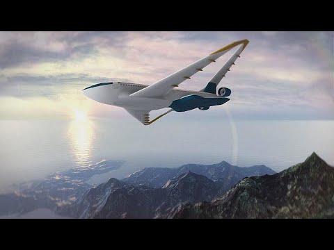 Ιταλία: Στα σκαριά η δημιουργία ενός αεροσκάφους του μέλλοντος!…