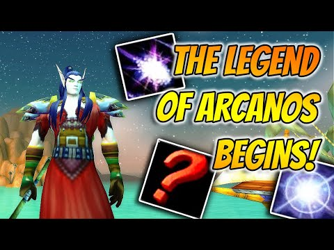 CREATING THE ARCANE DREAM! - WoW with Random Abilities - Project Ascension OUTLAW Season 6 - Ep. 9