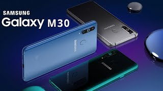 Samsung Galaxy M30 OFFICIAL BENCHMARK   Galaxy M30 Price, Specifications, Release Date