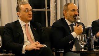 Armenian Prime Minister Nikol Pashinyan's Working Visit to New York