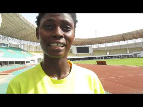 2016 GAA Circuit: Kate Agyeman confident of winning 200m title