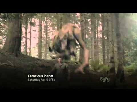 Syfy - Ferocious Planet
