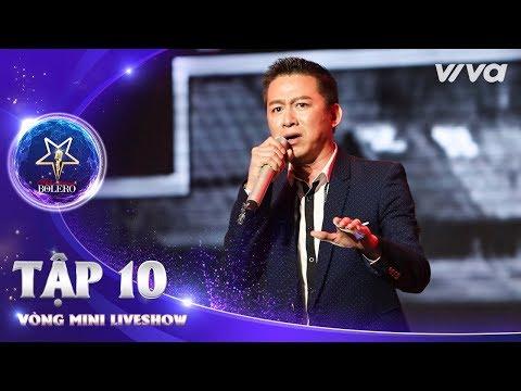 Tiền - Bùi Quang Long | Thần Tượng Bolero 2018 | Tập 10 - Vòng Mini Liveshow - Thời lượng: 6:07.
