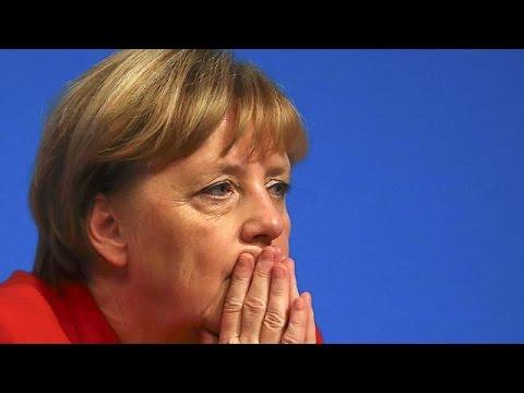 Επανεξελέγη στην ηγεσία του CDU η Άγκελα Μέρκελ