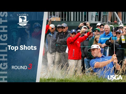 2019 U.S. Open, Round 3: Top Shots