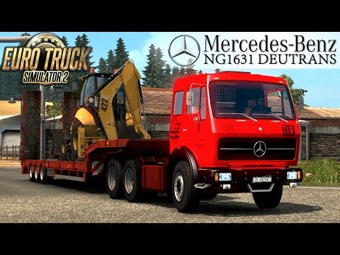 Mercedes NG1631 Deutrans v2.0