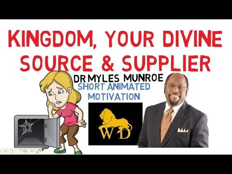 THIS WILL END YOUR WORRY AND FEAR DEFINITELY By Dr Myles Munroe (Must Watch)