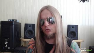 Últimas imagens do guitarrista Paulo Schroeber (Entrevista)
