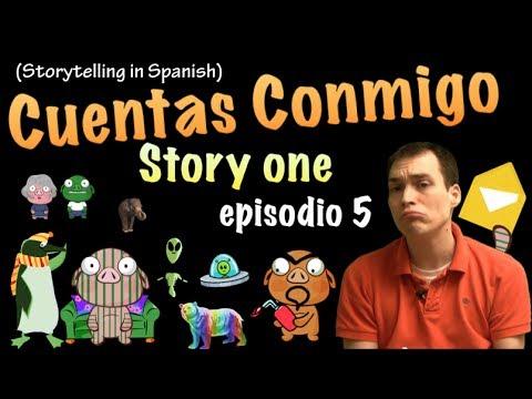 Cuentas Conmigo - Episode 5 (Vergangenheit)
