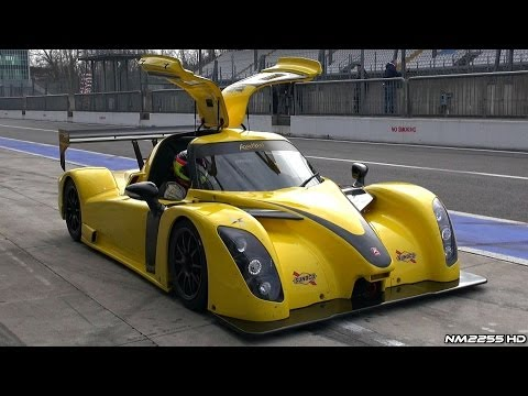Radical - In this video I want to show you an onboard footage of the new 2014 Radical RXC making a few laps around Monza circuit. This particular one is fitted with th...