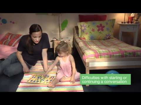 autistic - Autism is a spectrum disorder which includes a large range of symptoms and behaviors. This video is part for Behavior Frontiers Applied Behavior Analysis (AB...