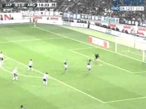 El gol de Okazaki para Japón  TyC Sports   Olé   Diario Deportivo