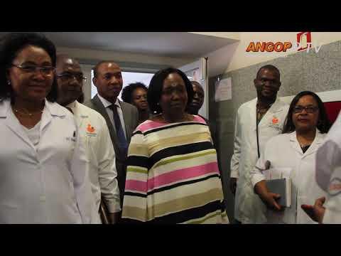Ministra da saúde visita Maternidade Lucrécia Paim