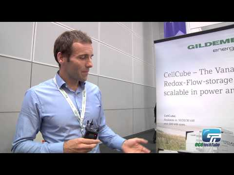 UTAI Engineering and Electrical : Cellcube - Energy Storage System
