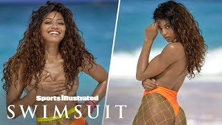 Video Danielle Herrington Spices It Up With Fishnet Stockings | Candids | Sports Illustrated Swimsuit MP3, 3GP, MP4, WEBM, AVI, FLV November 2018