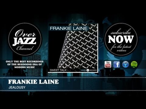 Tekst piosenki Frankie Laine - Jealosy po polsku