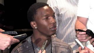 Hasheem Thabeet Draft Combine Interview
