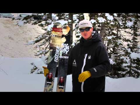 2014 Fischer Big Stix 122 Ski Overview