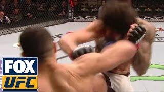 UFC – cwaniak dostał na co zasłużył