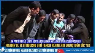 Ak Parti Zeytinburnu MeclisÜyesi Adayı Abdulhakim Kaya Tanıtım Gecesi Düzenledi