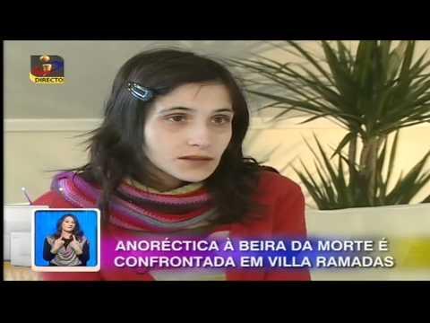 Anorexia: Anoréctica em luta (1)