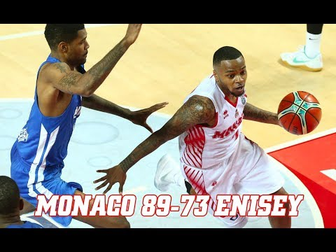 BCL — Monaco 89 - 73 Krasnoyarsk — Highlights